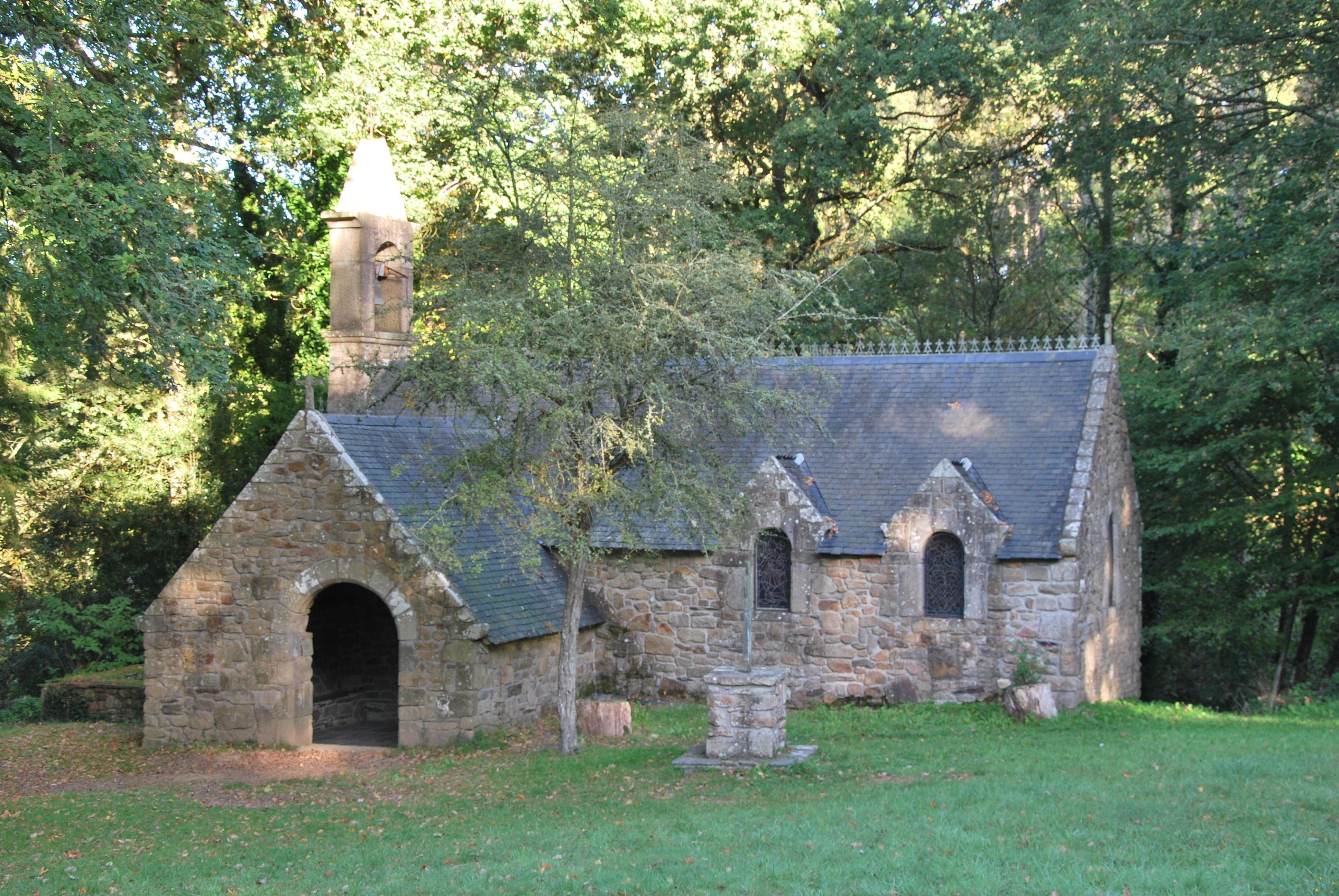 photo de Chapelle Saint-Méen