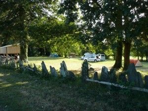 ferme auberge la Morinais-Camping